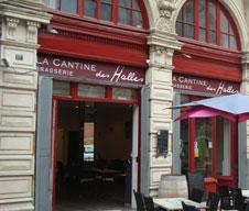 Restaurant «La Cantine desHalles»